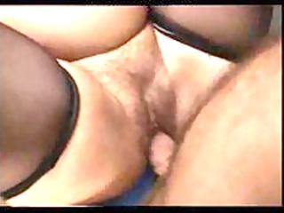 heavy naughty german mature babe 3some